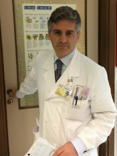 Alessandro De Leo primario Cardiologia Ospedale di Belluno