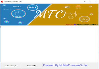 MFO Huawei FRP Tool