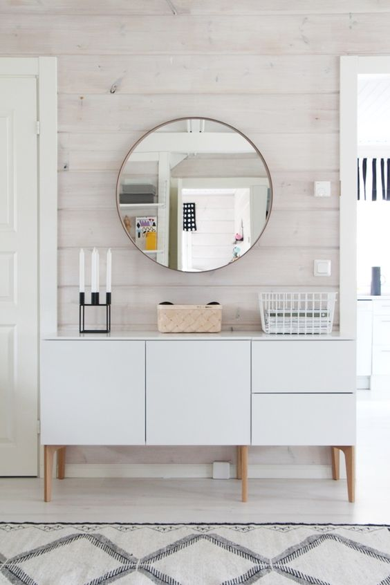 Home Decor Trends Worth Trying Minimalist Round Metal