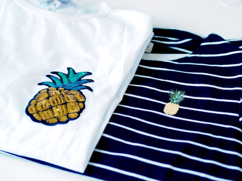 asos pineapple top