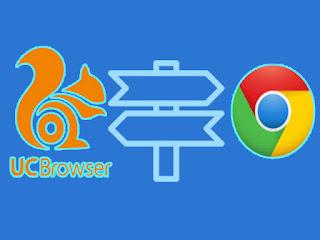 Cara Redirect Pengguna UC Browser Ke Google Chrome Agar Penghasilan Blog Bertambah