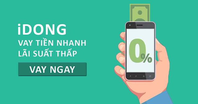 Idong - Ứng Dụng Vay Tiền Online Nhanh Nhất - 30s Có Tiền Ngay
