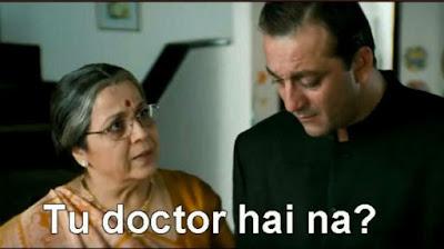 Munna Bhai MBBS Meme Templates