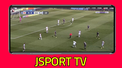 تطبيق JSport tv الرائع لمشاهدة القنوات المشفرة على الهاتف