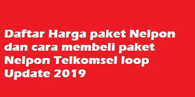 Apapun Provider yang kamu pakai tentunya kamu ingin sekali menghemat pulsa yang sudah kam Daftar Harga paket Nelpon dan cara membeli paket Nelpon Telkomsel loop Update 2020