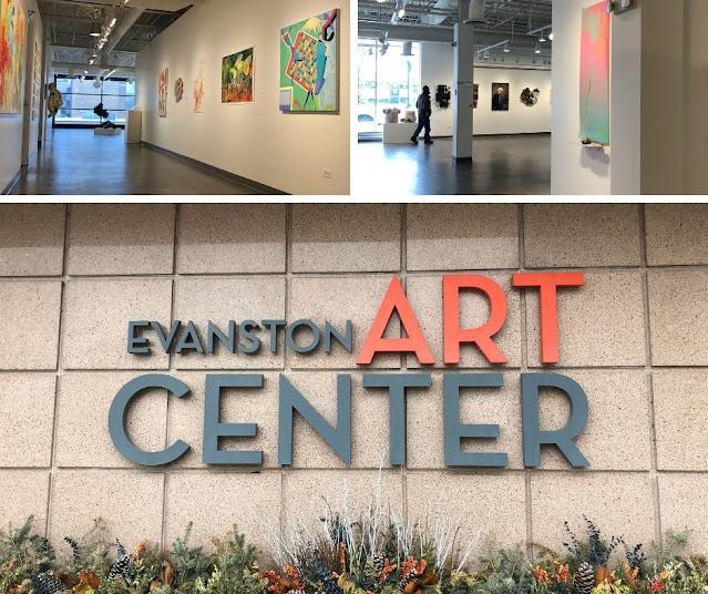 Discovering the Evanston Art Center