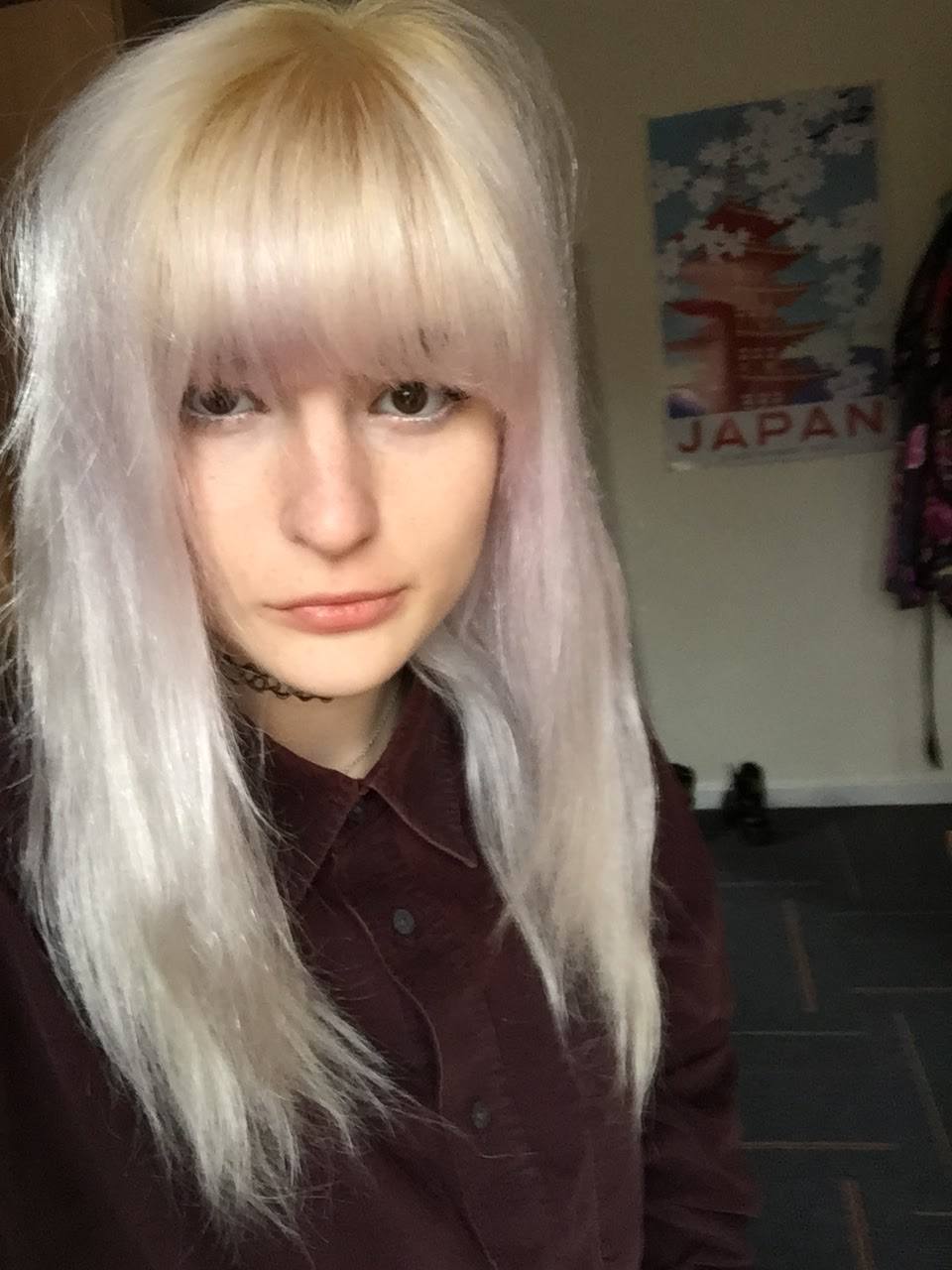 Colour Freedom White Blonde toner result