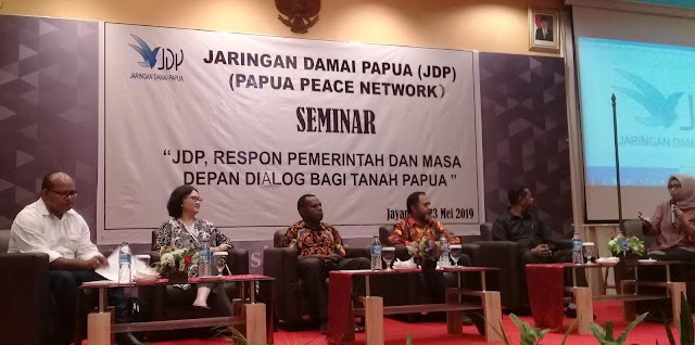 Dr. Adriana Elisabeth Ditunjuk Jadi Koordinator JDP Jakarta-Papua