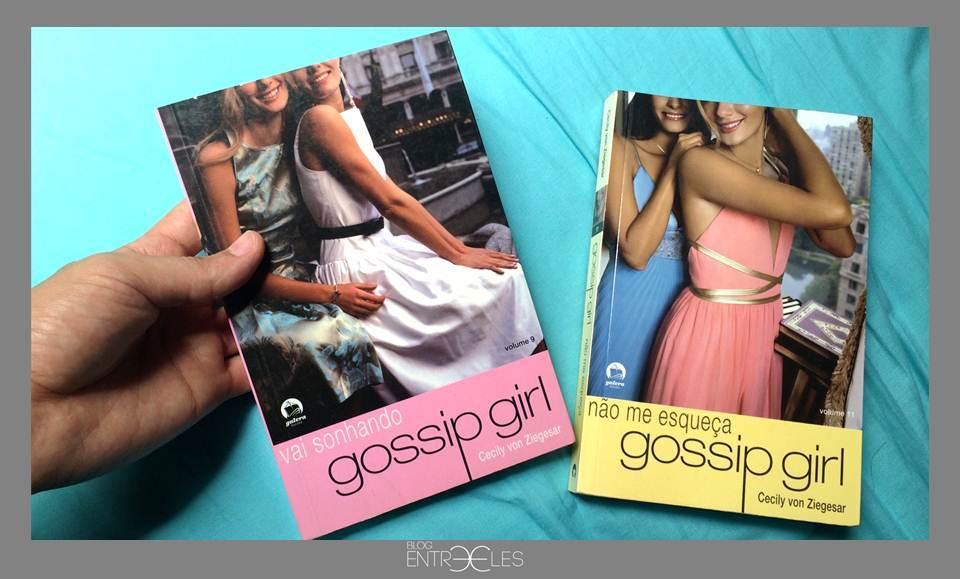 Gossip girl novo livro