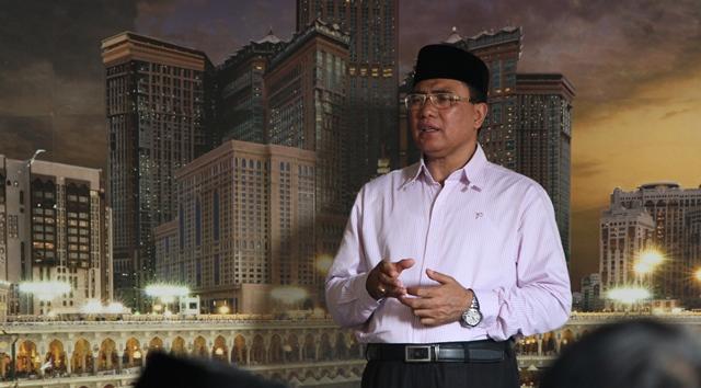 Calon Wakil Gubernur Aceh nomor urut 4, Nasaruddin