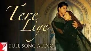 Tere Liye lyrics Veer Zaara Lata Mangeshkar