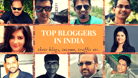 Indian top 10 blogger today