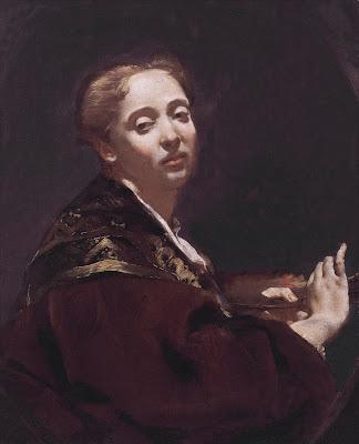 Ritratta dal Piazzetta (1715-20), Giulia Larna