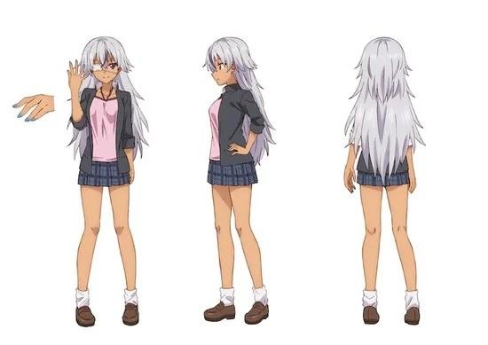 LYNN como Shiko Murasame
