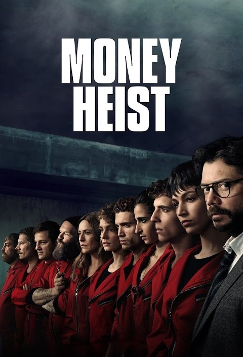 Money Heist NETFLIX Casa di Papel season 4
