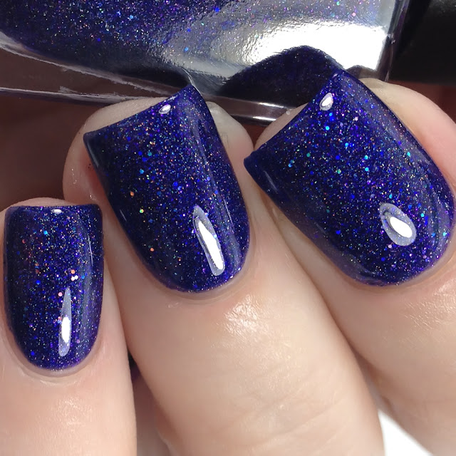 Lollipop Posse Lacquer-Mouth Full of Questions