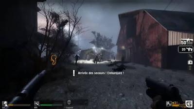لعبة Left 4 Dead للكمبيوتر