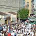 """População de Lajedo pede """"segurança"""" em protesto realizado na tarde de hoje (06/04)"""
