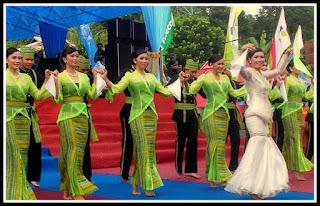 Tari Maengket Tarian Tradisional Dari Sulawesi Utara