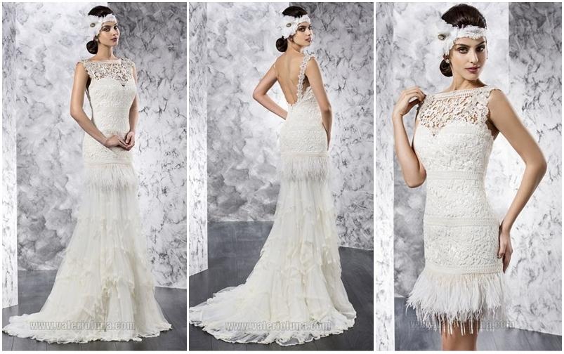 Vestido Novia Valerio Luna Higar Novias 2014