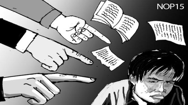 """Học sinh vi phạm kỷ luật và quan điểm """"MẶC KỆ NÓ"""" của giáo viên"""