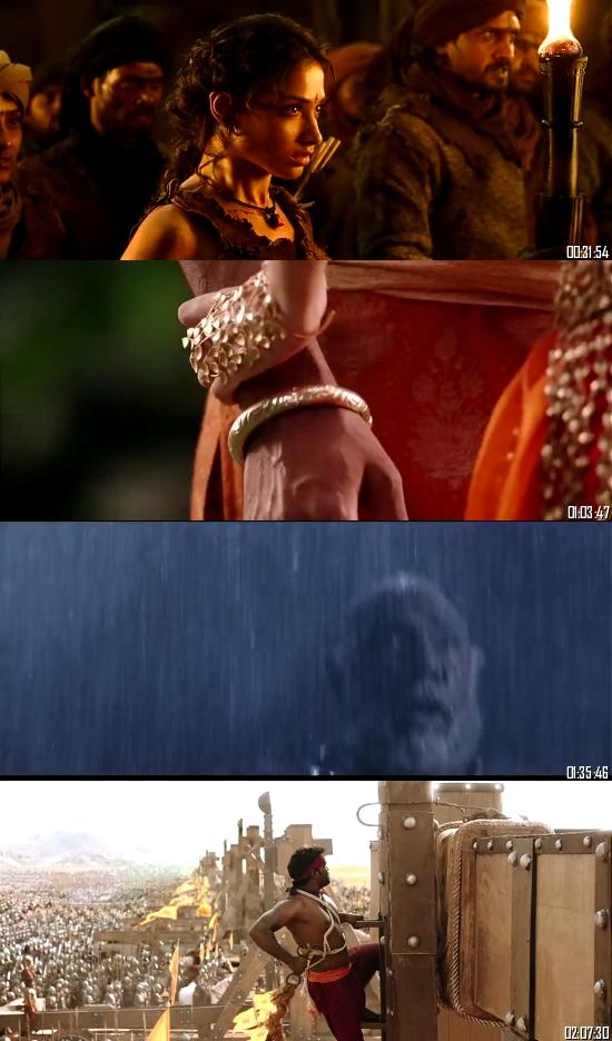 Baahubali - The Beginning 2015 Hindi 720p 480p BRRip x264 Full Movie