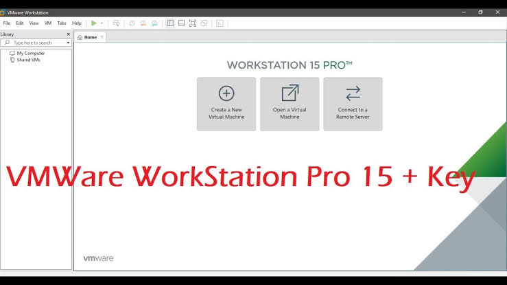 VMWare Workstation Pro 15.1.0 Crack + License key 2019 ...