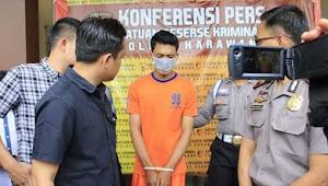 Penyebar video wik-wik Siswa SMP viral di Karawang ditangkap
