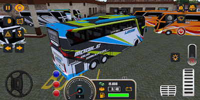 Mobile BUS Simulator Indonesia