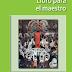 Libro para el Maestro 1º Grado Matematicas