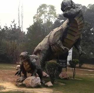 Bathinda tourist city in Punjab India