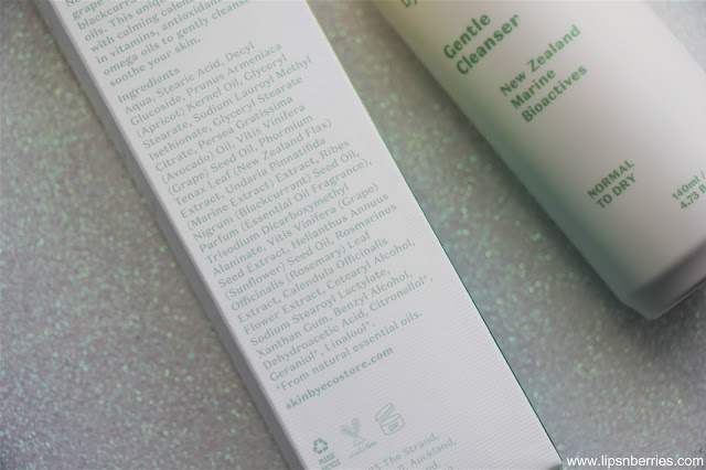 ecostore gentle cleanser review