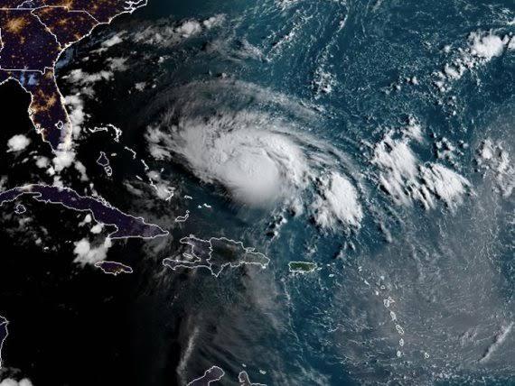"""7 معلومات عن إعصار """"ميديكين """" الذي يقترب من مصر  حاليا وخاصة مناطق الدلتا"""