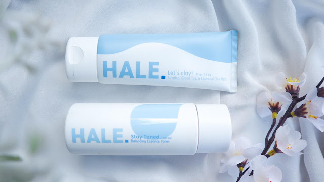 Skincare Lokal  Hale Stay Toned  Clay Mask
