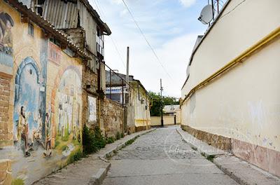 старая евпатория, г евпатория крым, еврейский квартал