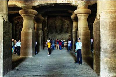 Elephanta Caves in Hindi