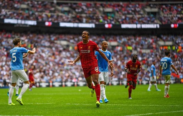Vidéo - Community Shield: Joel Matip buteur face à Manchester City