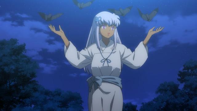 Sinopsis Hanyo no Yashahime Episode 20