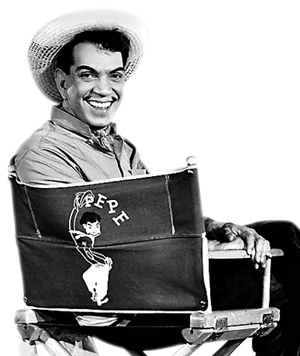 Foto de Cantinflas regalándonos su sonrisa