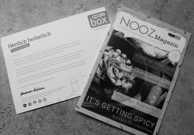 Brandnooz Box September 2017