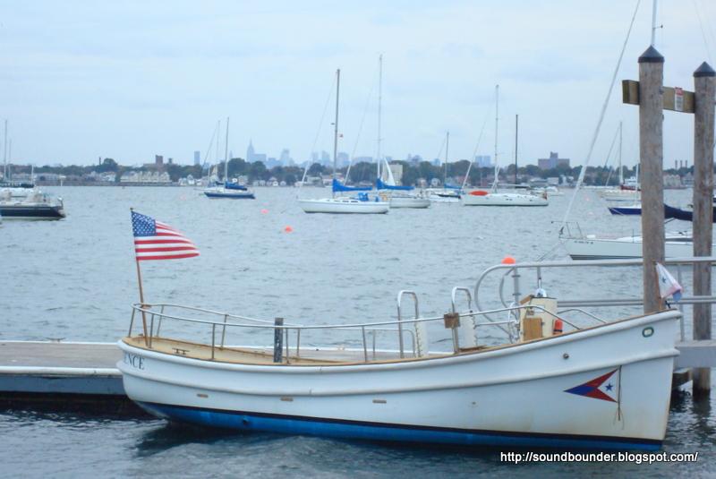 Soundbounder The Summer House At City Island Yacht Club
