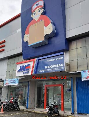 Alamat Agen JNE Express Di Makassar