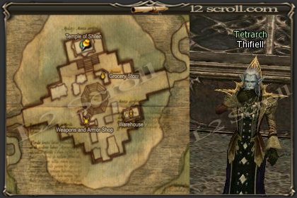 Dark elf sword quest prizes