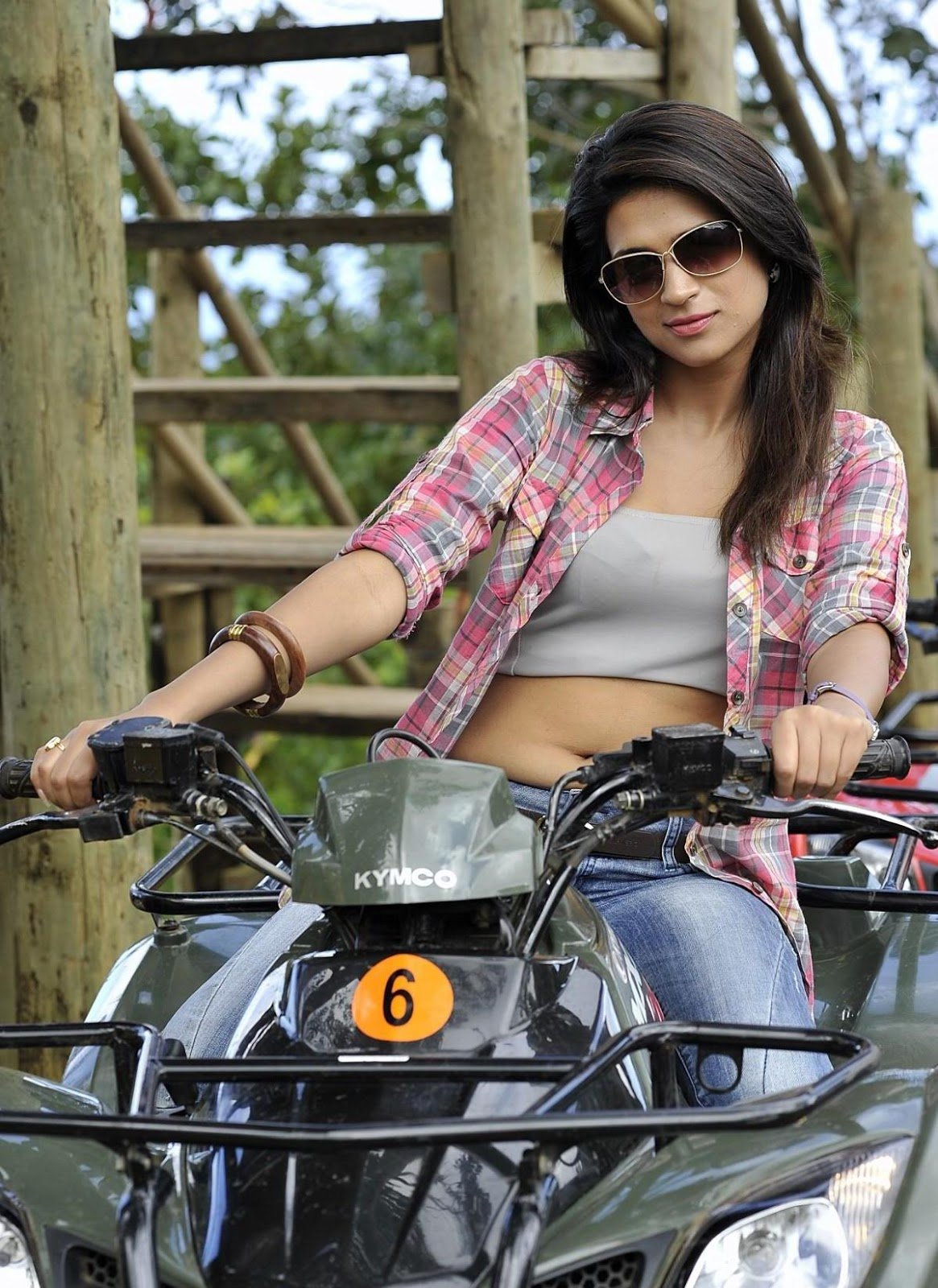 Shraddha das adventures mood