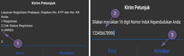 Mengatasi Anda sudah melewati Batas Maksimal registrasi Kartu Telkomsel