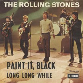 'Paint, it black' de Sus Majestades THE ROLLING STONES 3