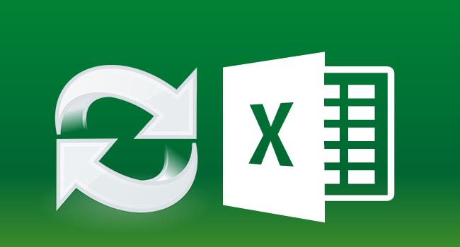 Excel'de Özel Yapıştır İle Sütunları Taşı