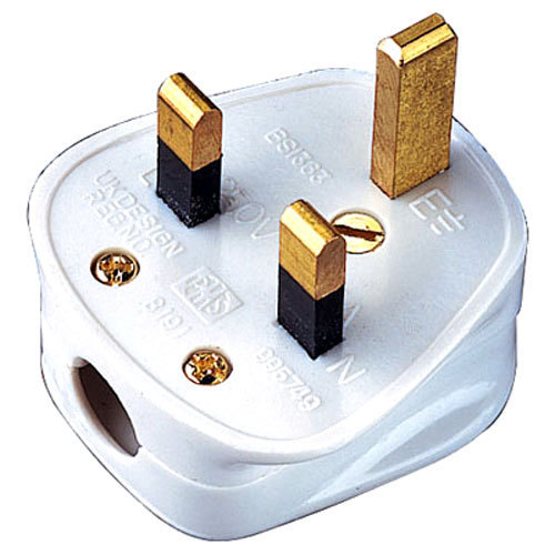Why Earth Pin Longer and thicker than Others Live or Neutral Pin in a Three Pin Plug?