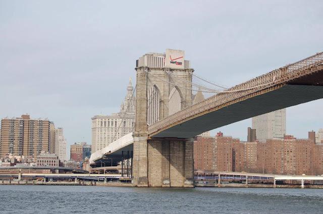 Pont de Brooklyn Agathe Diary