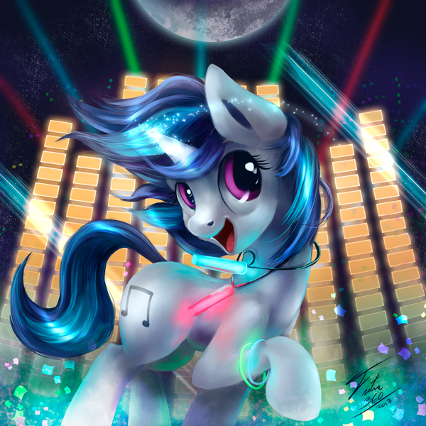 Equestria Daily Mlp Stuff Pony Spotlight 17 Dj Pon3